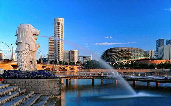 Chuyển phát nhanh hàng hóa đi Singapore