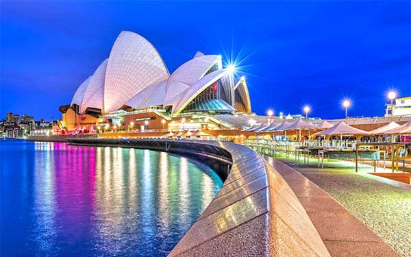 Dịch vụ chuyển phát nhanh đi Úc