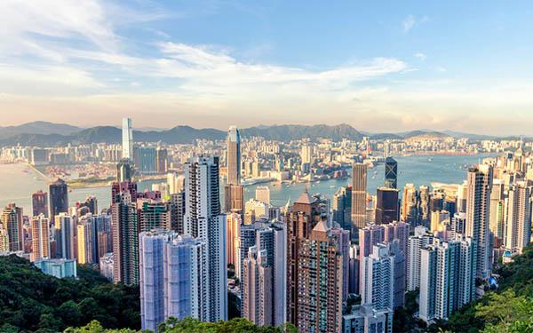 Dịch vụ vận chuyển hàng không đi Hong Kong
