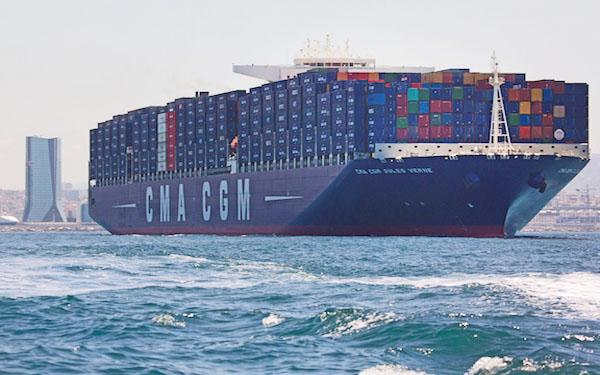 Vận chuyển hàng hóa đường biển từ Việt Nam đi Mỹ