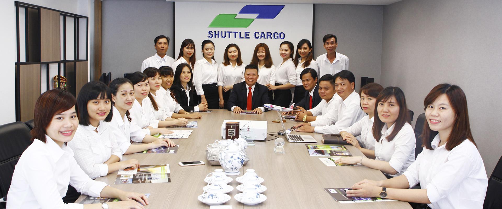 Giới thiệu shuttlecargo